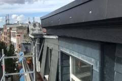 Antwerpen Diepestraat - Gevelbekleding (2)