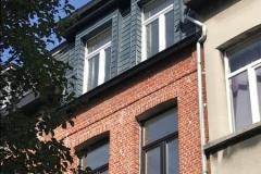 Antwerpen Diepestraat - Gevelbekleding (4)