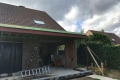 Willebroek - Uitbouw woning (2)