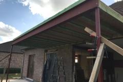 Willebroek - Uitbouw woning (3)